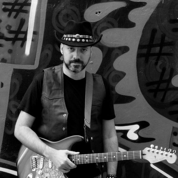 Albert Ferrés - Voz y guitarra de The Generation